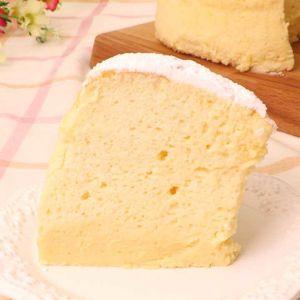 ふわふるチーズケーキ