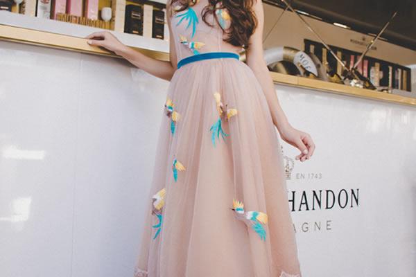 可愛いドレスのイメージ画像